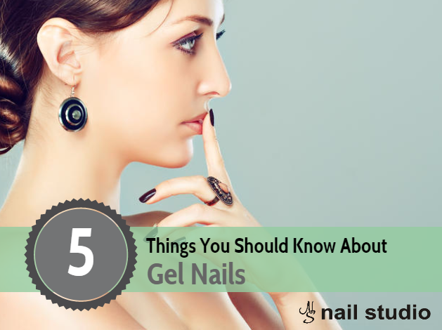 5 Reasons Women Love Gel Nails