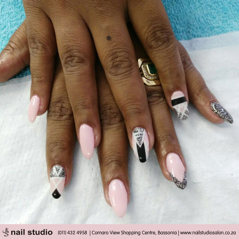 Nail Art done by Nail Studio Salon, Bassonia