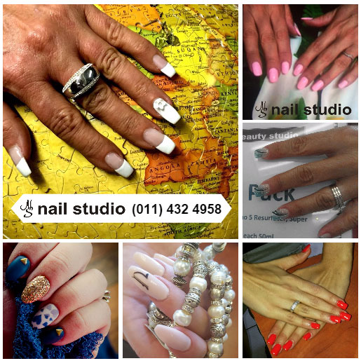 Nail Art by Nail Studio Salon, Bassonia