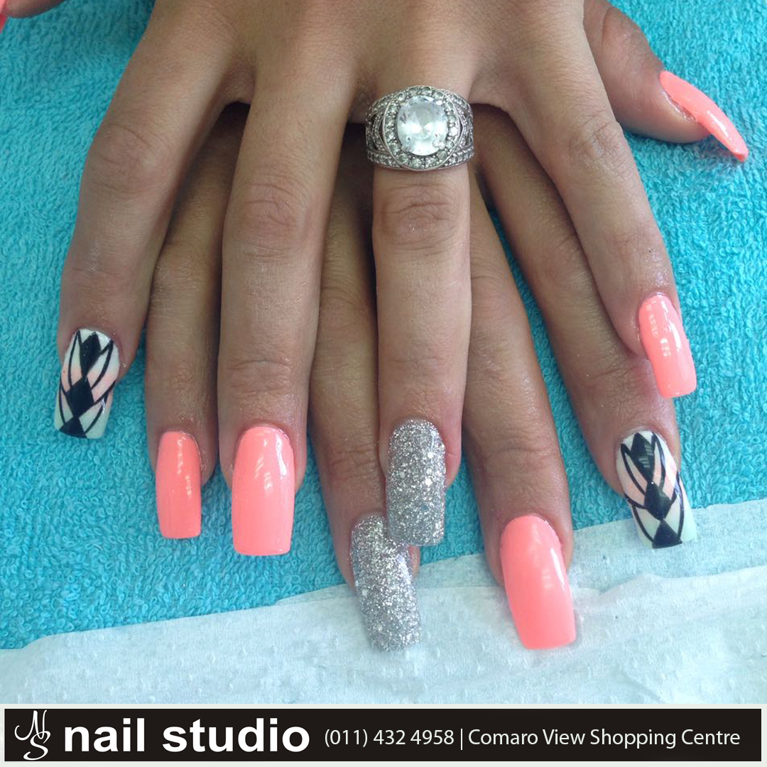 Nail Art Studio: Done This Month At Nail Studio And