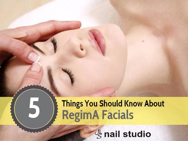 Nail Studio and Beauty Bassonia,RegimA Facials