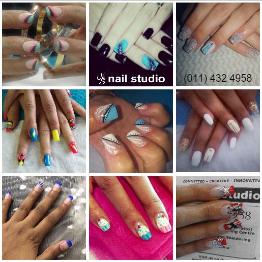 Nail Art by Nail Studio Salon, Bassonia