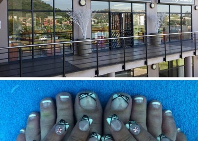 pedicure,nail salon johannesburg southern suburbs