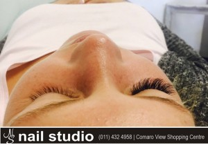 eyelashes extensions,Nail Studio and Beauty Bassonia Johannesburg